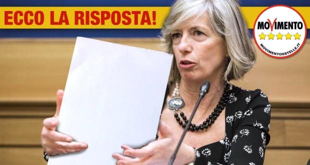 Stefania Giannini Ministro dell'istruzione, dell'università e della ricerca della Repubblica Italiana